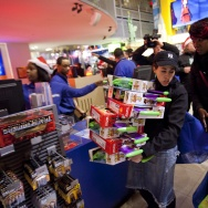 Toys R Us Launches Holiday Shopping Season On Thanksgiving Day