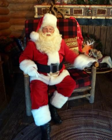 Disney Santa