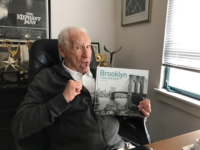 Take Two Audio Mel Brooks And The Real Story Of His Film Young