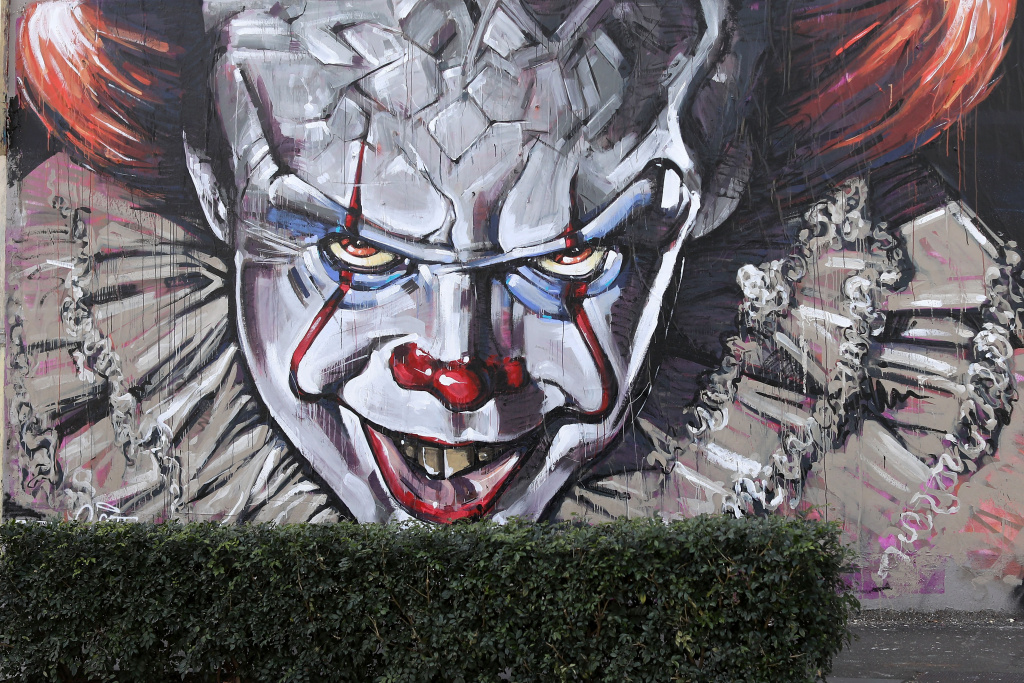 It isn't clowning around: Stephen King horror smashes box office records