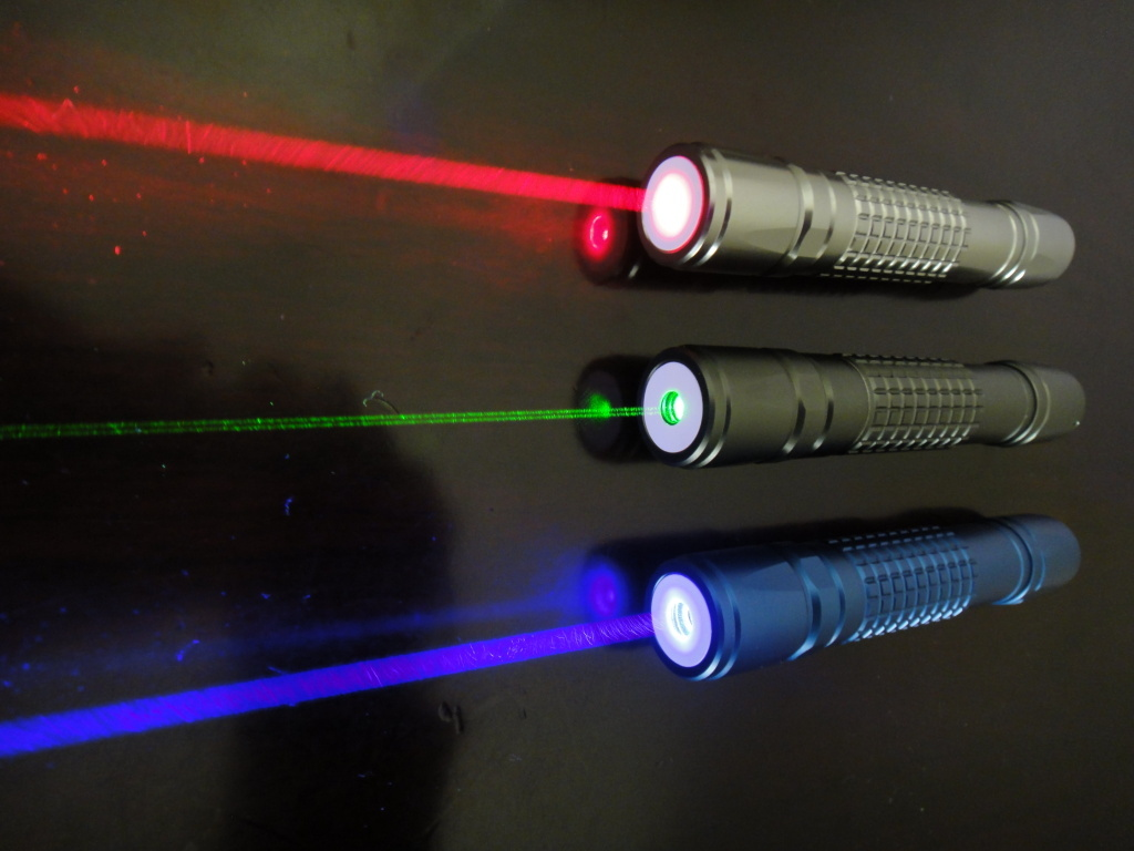 File photo: The FBI recently began offering rewards of $10,000 for information leading to the arrest of anyone who threatens aircraft in a laser attack.