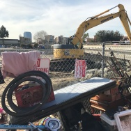 Homeless evictions, Santa Ana River