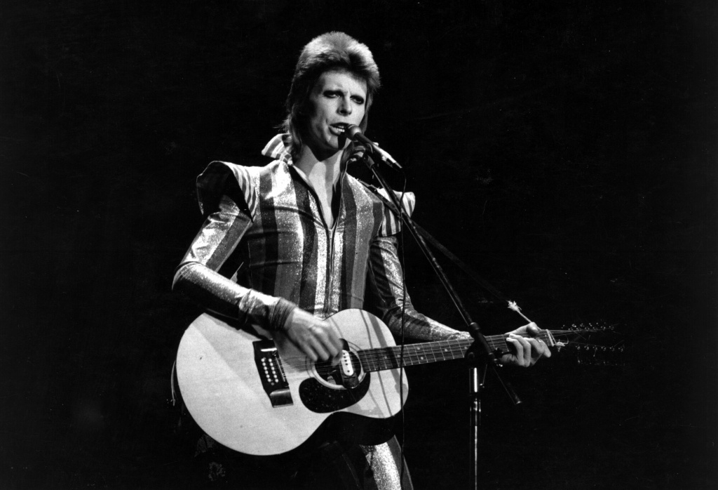 July 3, 1973: David Bowie performs his final concert as Ziggy Stardust at the Hammersmith Odeon, London. The concert later became known as the Retirement Gig.