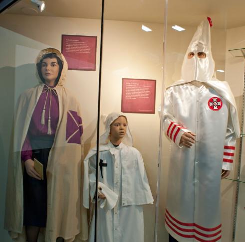 David Pilgrim, curator of the soon-to-open Jim Crow Museum of Racist Memorabilia at Ferris State University in Michigan.