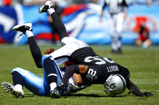 Could sports related brain trauma be related to suicide?
