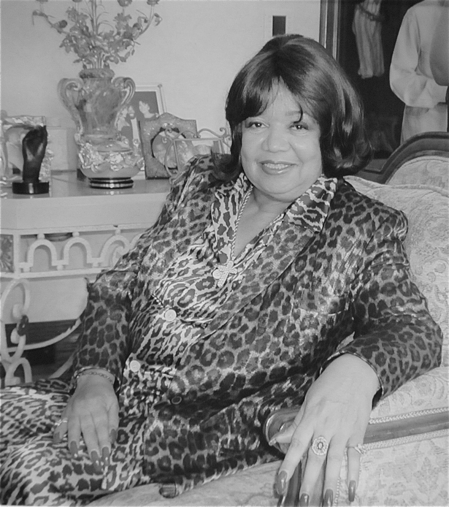 Anna Gordy Gaye was the sister of Motown founder Berry Gordy and former wife of the late singer-songwriter Marvin Gaye. She died early Friday morning surrounded by family.