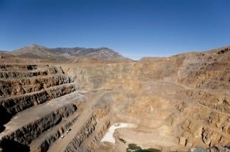 Molycorp Minerals, the only location in the US that produces rare earths—located in the Mojave desert, producing 3% of the world's rare earth elements, is responsible for one of the fastest windfalls in private-equity history: turning $200 million into a profit of $2.3 billion in just 30 months, or roughly $2.6 million in profit each day.