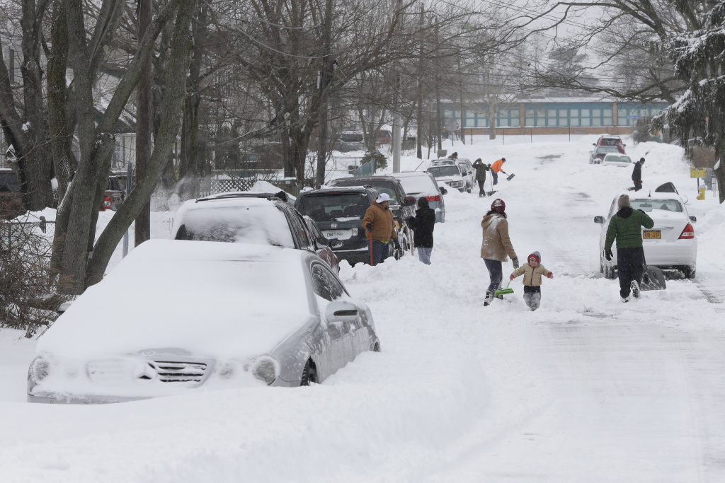 slideshow  winter blizzard  more lax cancellations  storm