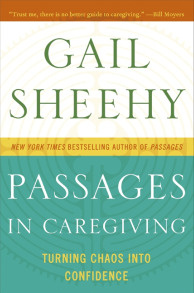Literary journalist Gail Sheehy's newest book