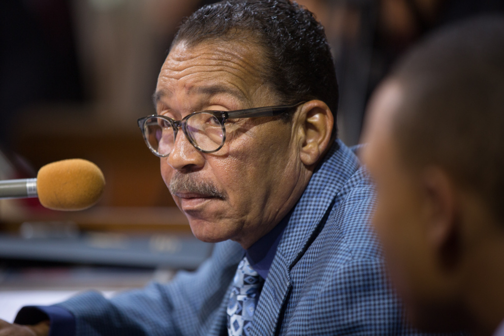 Council President Herb Wesson says creating a lottery for voters is a provocative idea that finally has Angelenos talking about civic participation.