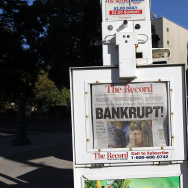 Stockton, CA To Become Largest U.S. City To File For Bankruptcy