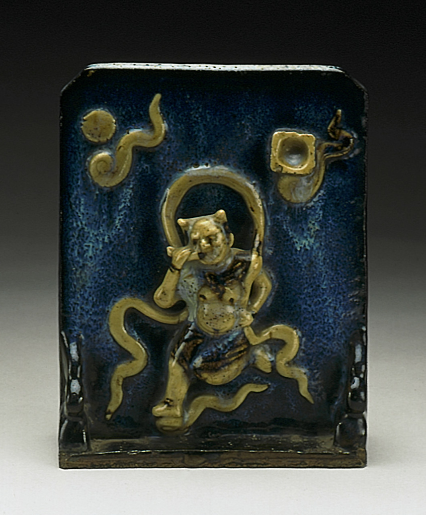 Brush Stand, China, late Qing Dynasty, c. 1800–1911, Los Angeles County Museum of Art, Los  Angeles County Fund, photo © Museum Associates/LACMA