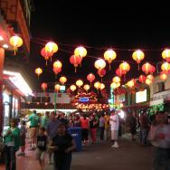 Los Angeles Chinatown 70th Anniversary Celebration.