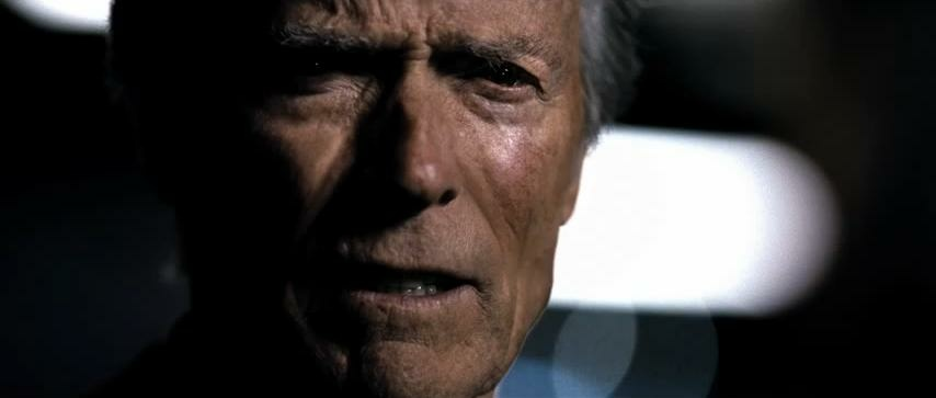 Actor Clint Eastwood appears in a Chrysler television advertisement that was shown during the Superbowl on February 5, 2012.