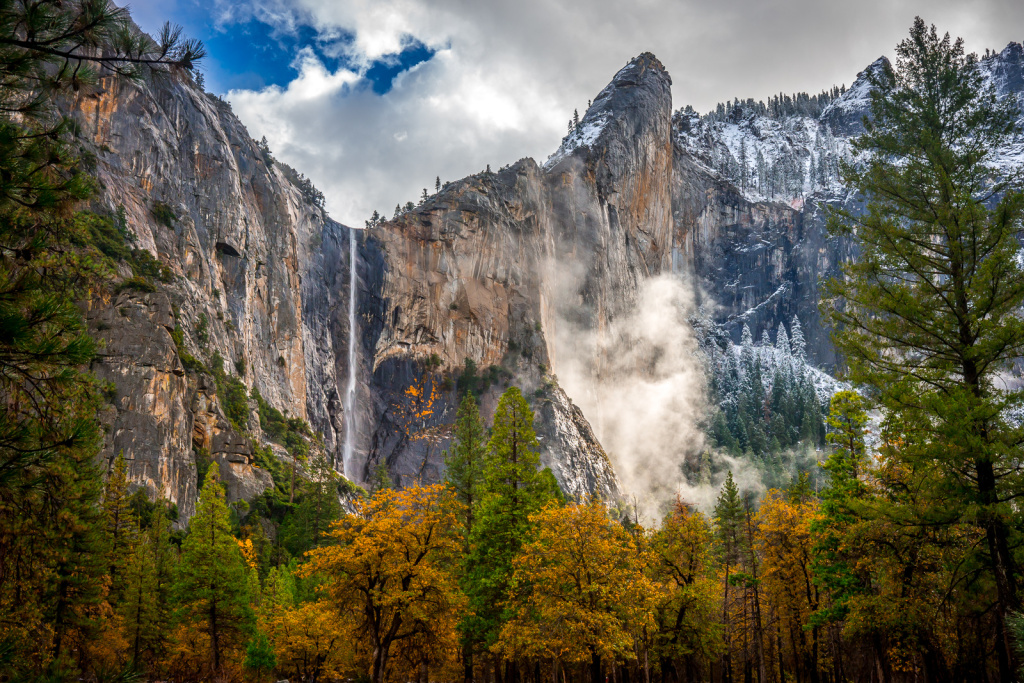 Should parks such as Yosemite National Park, in California adapt Canadian policies and provide wireless signals?