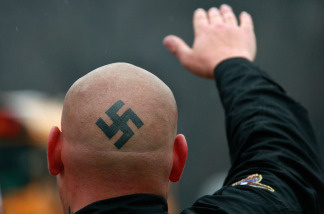 In honor of Hitler's birthday, neo-Nazi groups plan to hold a march in Los Angeles