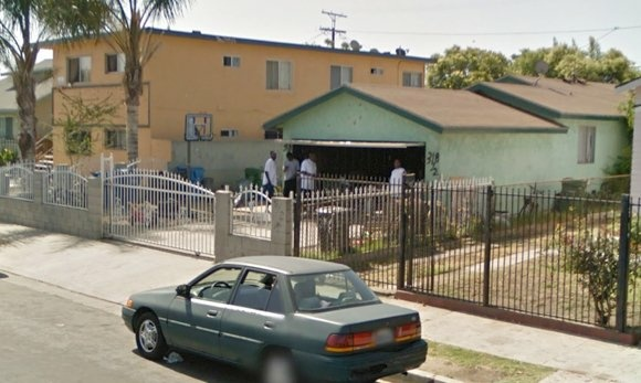 "The Los Angeles City Attorney's office has filed a nuisance abatement suit against the homeowners of the property at 318 E. 62nd Street alleging the house is a known ""gang hangout."""