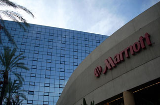 The Los Angeles Marriott Downtown