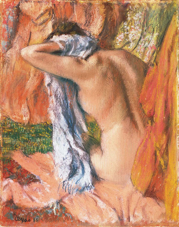 Edgard Degas'