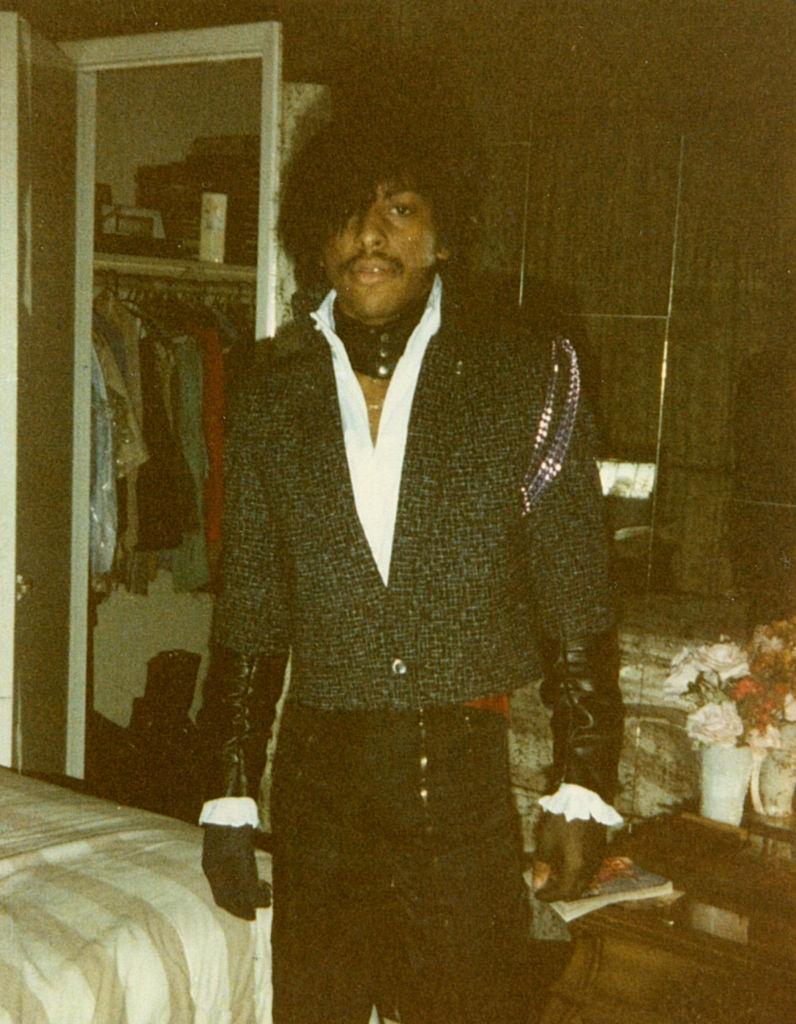 Arabian Prince 80s photo