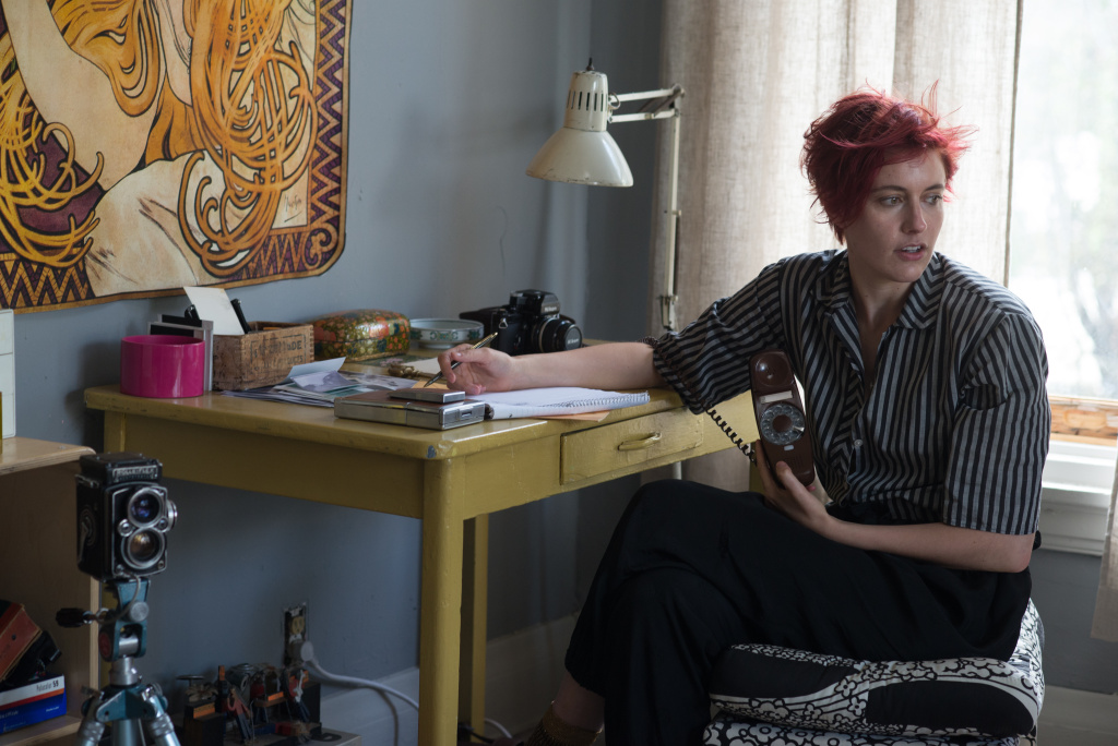 Greta Gerwig in 20TH CENTURY WOMEN.