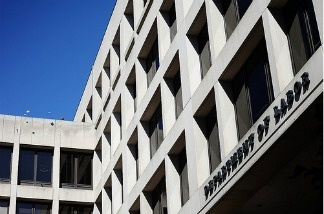 The Frances Perkins Building in Washington, D.C., home to the U.S. Department of Labor.