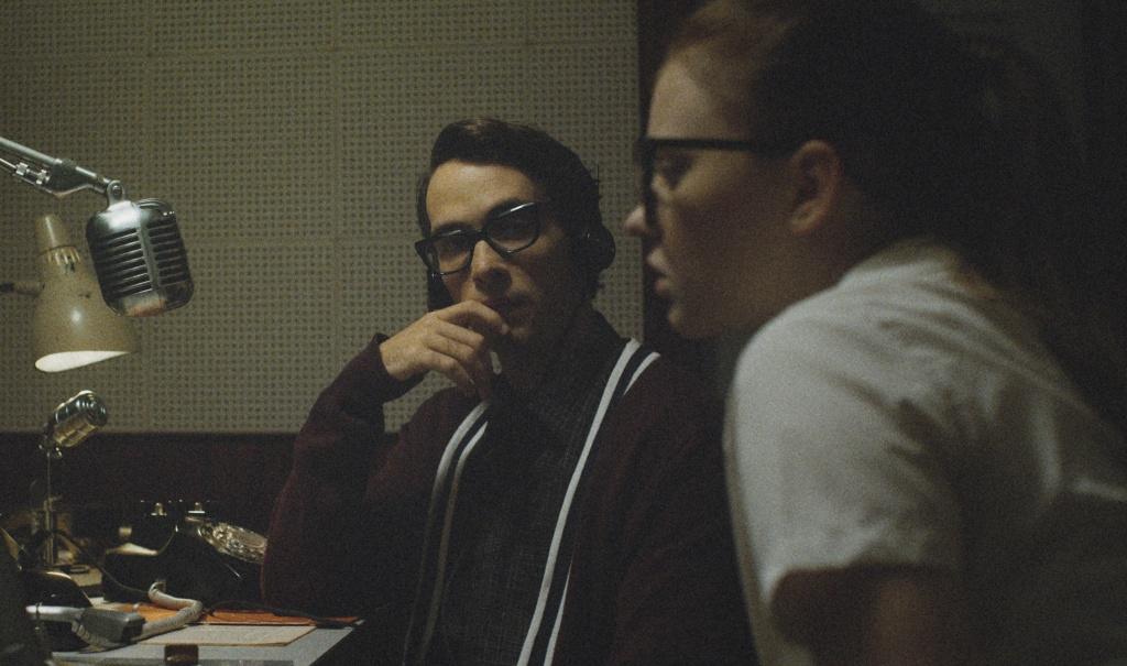 Jake Horowitz and Sierra McCormick in