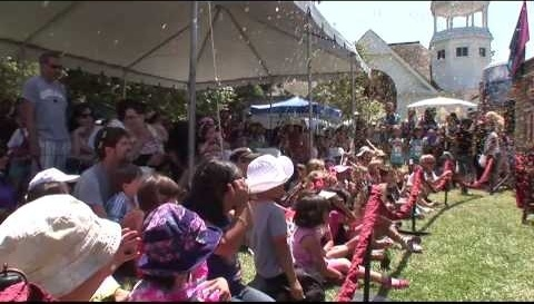 Music, dance and poetry representing a rainbow of cultural traditions were presented at the seventh annual Lummis Day Festival, Sunday, June 3. The multi-site Festival, one of L.A.'s signature cultural events.