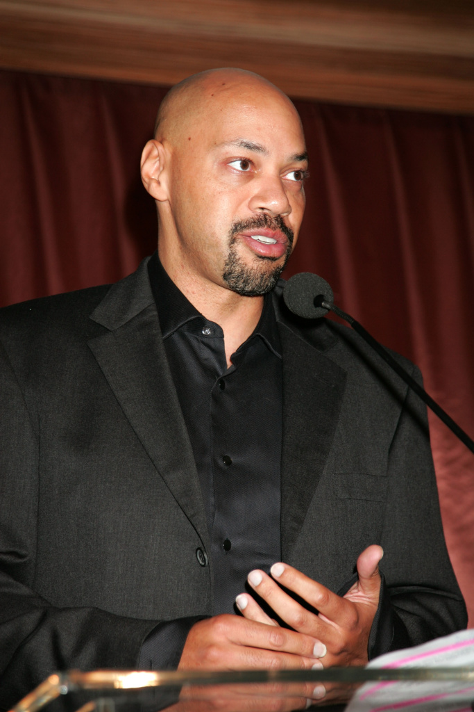 John Ridley speaks at the Filmmaker Awards & Brunch during AFI FEST 2007.