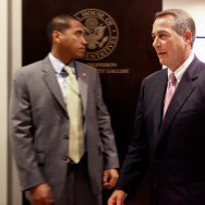 Boehner, Cantor, House Negotiators Speak To Press