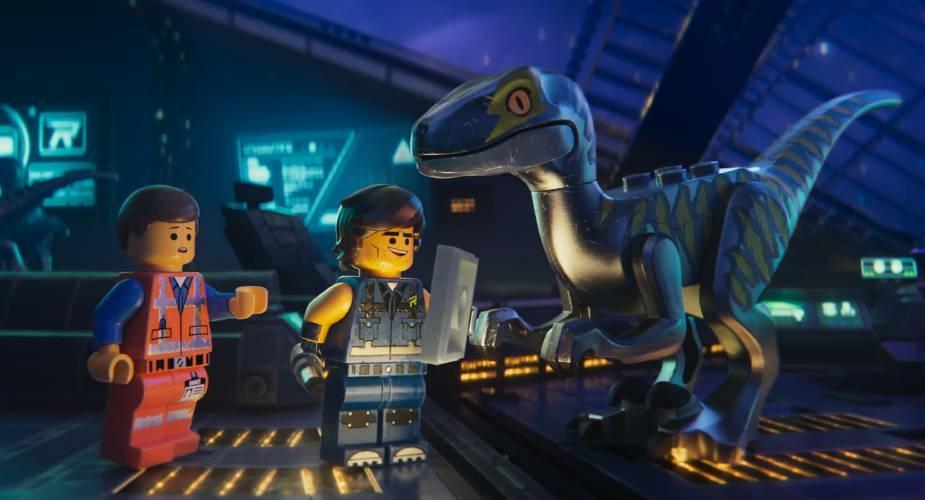 Chris Pratt voices Emmet Brickowski in Warner Brothers'