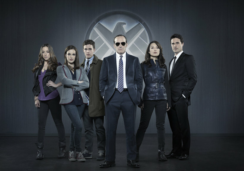 ABC previewed the first episode of its upcoming superhero TV series