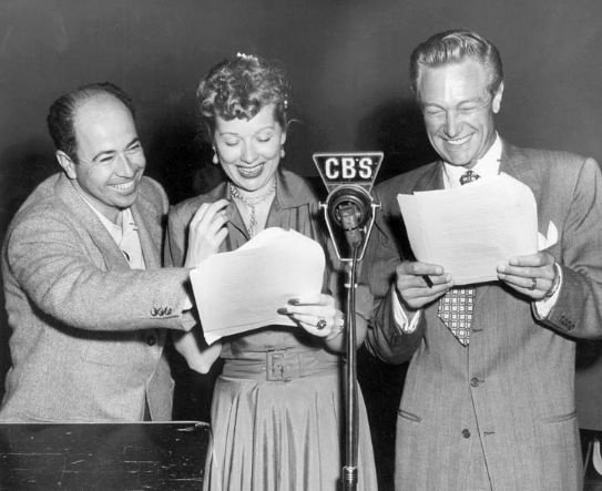 """My Favorite Husband,"" a radio hit, was the prototype for ""I Love Lucy."""