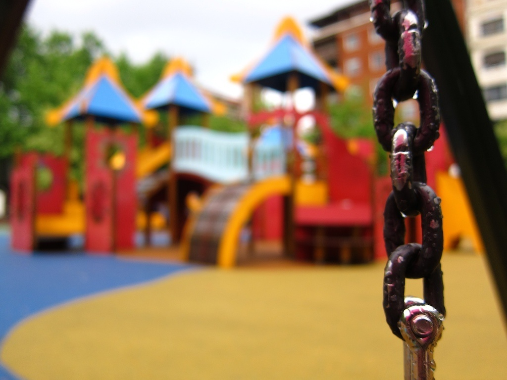 A South Carolina woman was arrested after leaving her daughter unattended in a playground while she was at work.