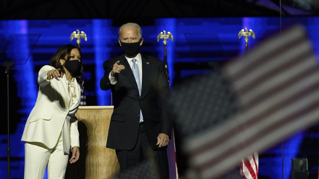 President-elect Joe Biden and Vice President-elect Kamala Harris are expected to revive policy proposals that could change how LGBTQ people and people with roots in the Middle East or North Africa can identify themselves for the next U.S. census.