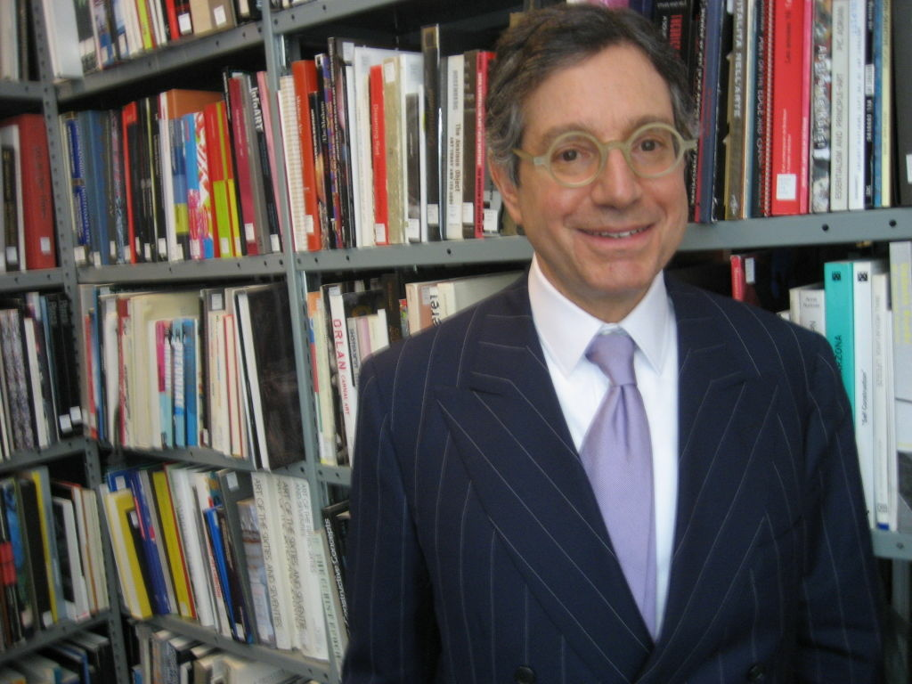 Jeffrey Deitch appointed new director of the Museum of Contemporary Art, Los Angeles.