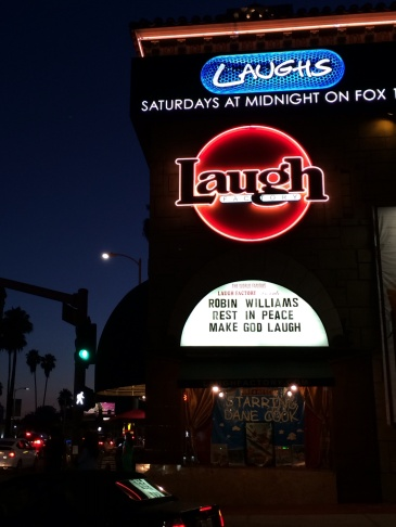 Dr. Ildiko Tabori, the psychologist in residence at the Laugh Factory, believes comedians have a higher propensity for depression and bipolar disorder