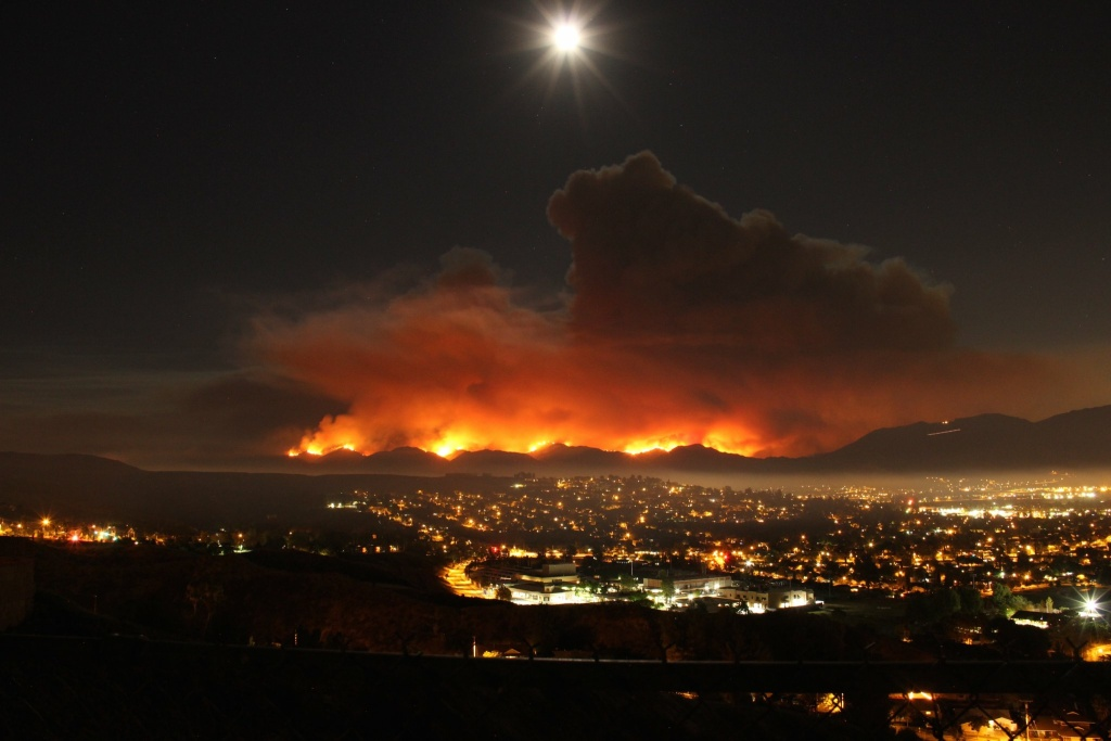 Hd Palmdale Ca City View