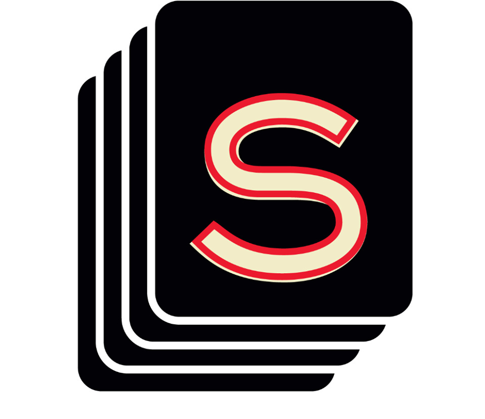"""The """"Serial"""" podcast icon."""