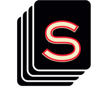 "The ""Serial"" podcast icon."