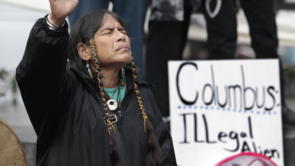 File: Columbus Day has been designated as Indigenous Peoples Day in Minneapolis, which has become one of several U.S. cities to make the change.