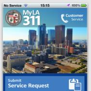 City of LA App