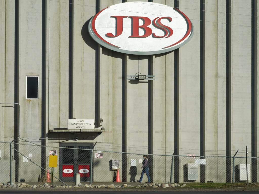 A weekend ransomware attack on the world's largest meat company disrupted production around the world just weeks after a similar incident shut down a U.S. oil pipeline.
