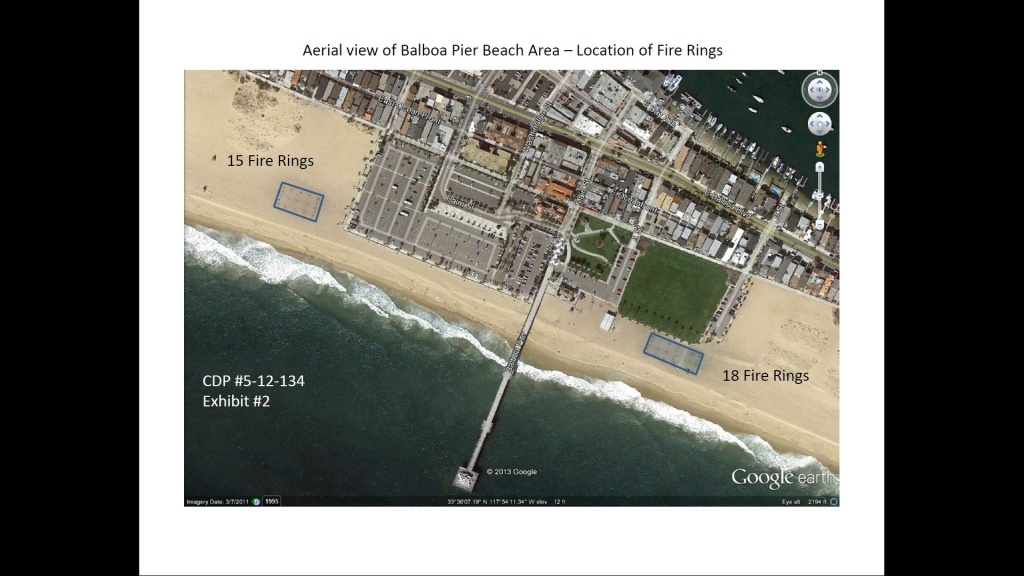 The California Coastal Commission's report recommends that the City of Newport Beach not remove the beach fire pits. But the South Coast Air Quality District wants to ban beach bonfires in Los Angeles and Orange counties. The Chair of the AQMD, William Burke resigned his seat on the Coastal Commission this week.