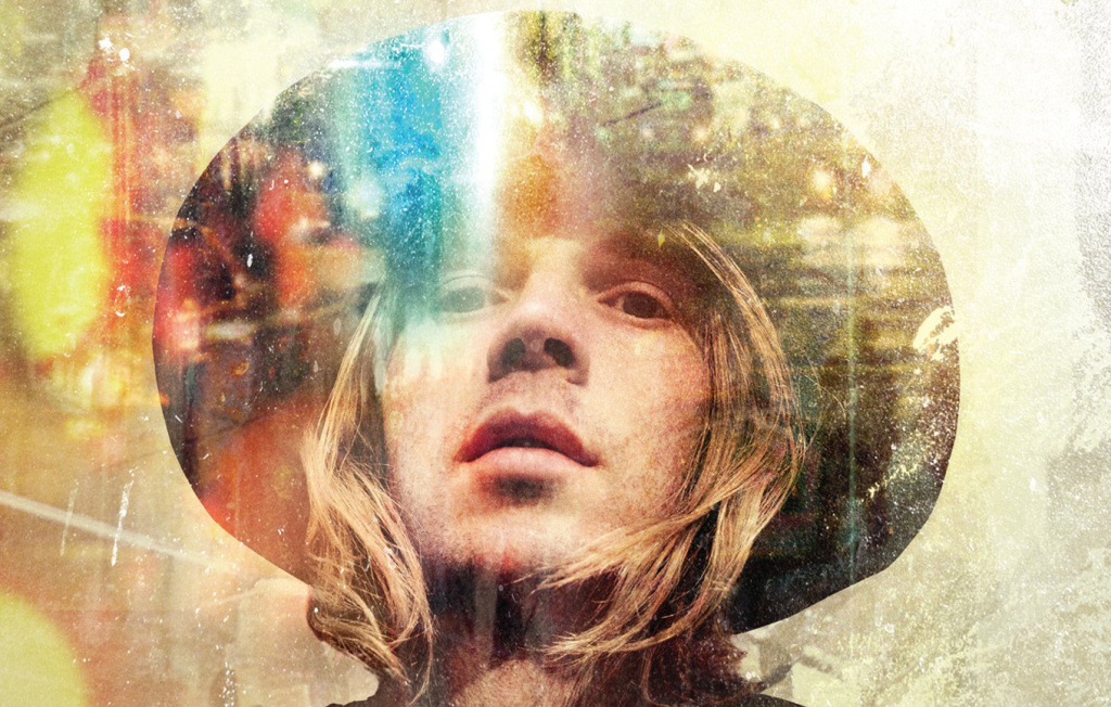 Cover of Beck's album,