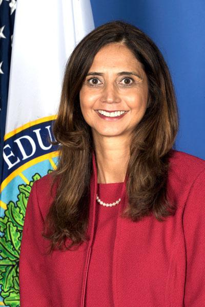 Thelma Meléndez de Santa Ana is expected to be named education deputy by Los Angeles Mayor Eric Garcetti.
