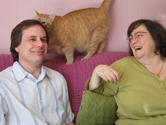 David and Barbara Mikkelson are the husband-and-wife duo behind the myth-busting Web site Snopes.com.