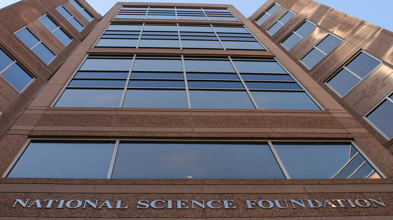 National Science Foundation grants with the term