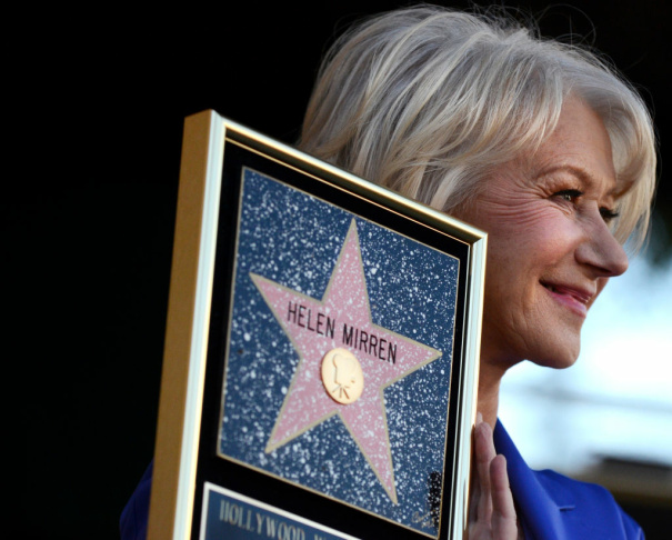 US-ENTERTAINMENT-CINEMA-MIRREN-STAR