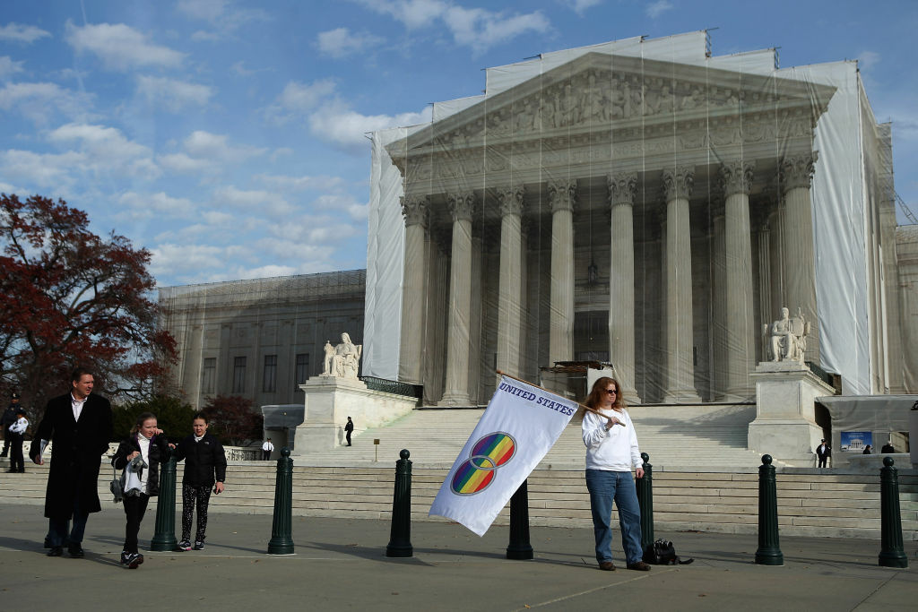 US Supreme Court takes up Prop 8